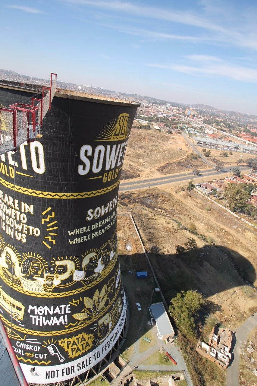 Soweto Towers Bungee Jumping [Video] | Lagos to Jozi
