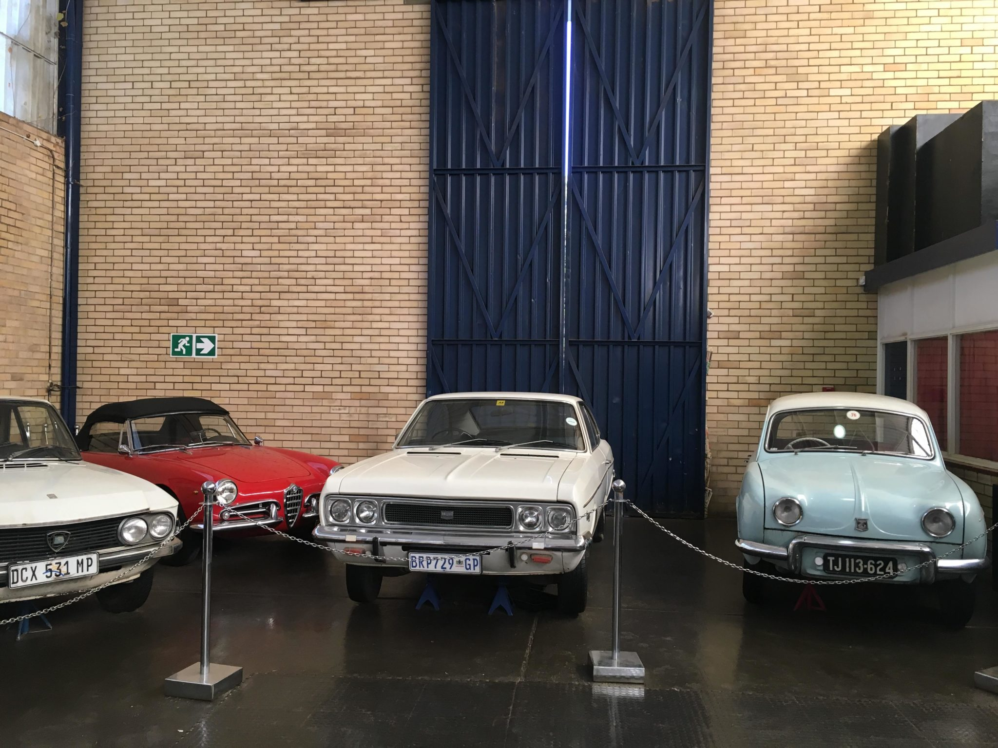 James Hall Transport Museum - More Classic Cars