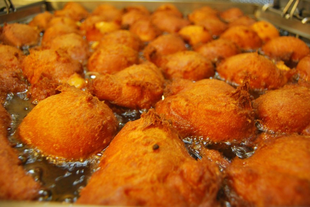 South African Food - Vetkoek/ Magwinya