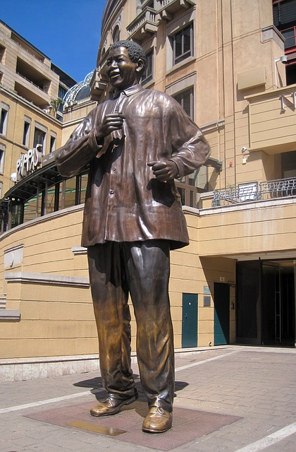 South African - Nelson mandela