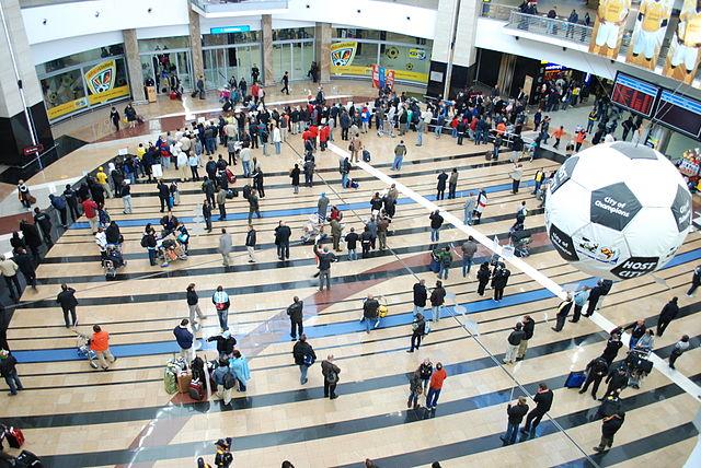 Jozi Airport