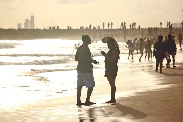 Nigeria - Lagos beach