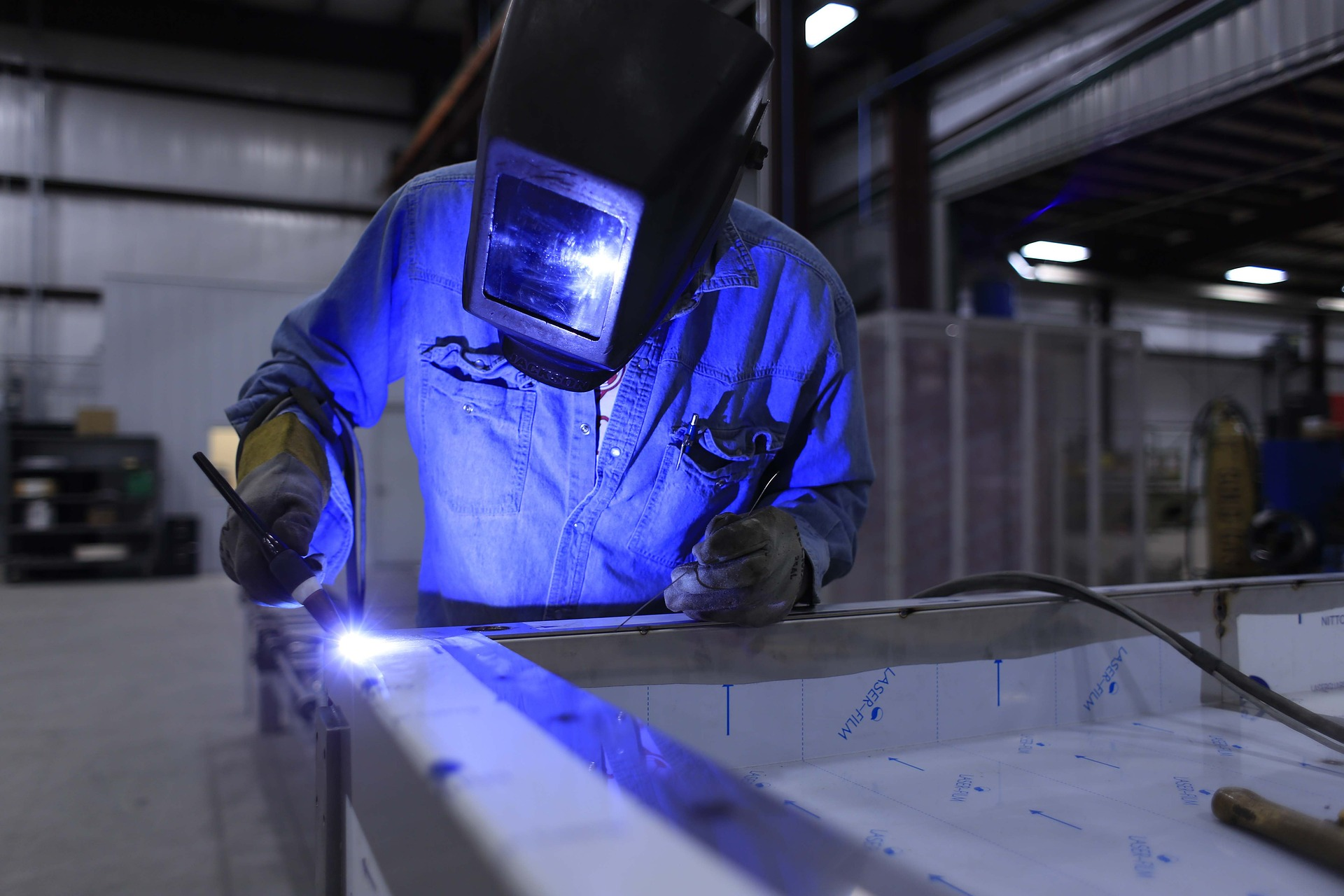 110+ jobs in higher demand - welder